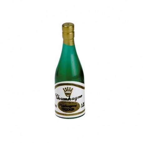Bottiglia di Champagne in Plastica per decorazione