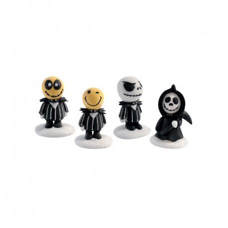 Soggetti in zucchero Halloween Fantasmi