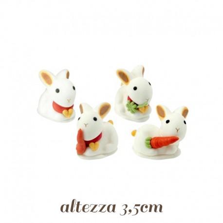 Coniglio con carota di Zucchero