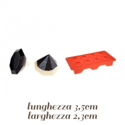 Stampi silicone per Diamanti