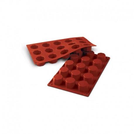 Stampo in silicone 15 Ottagoni