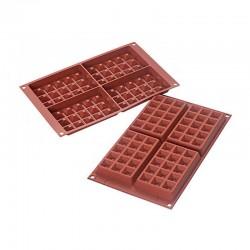 Stampo in silicone per Waffell