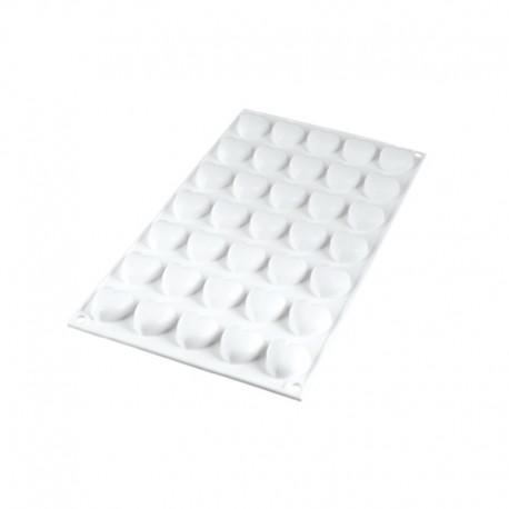Stampo Cuori in silicone Silikomart