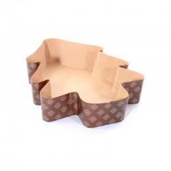 Forma per cottura Abete 2 pezzi