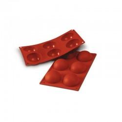 Stampo in Silicone 6 Sfere