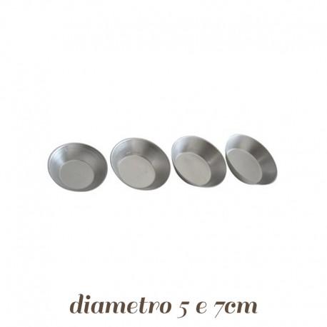 Stampo per Cassatine mignon e medie