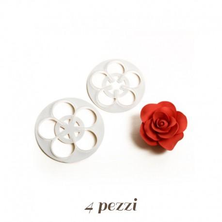 Stampi in set per Rosa