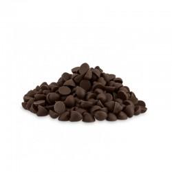 Gocce di surrogato Cioccolata fondente