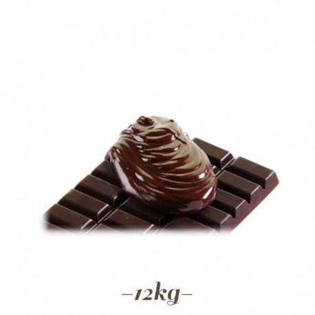 Cioccolato per Copertura Fondente 12 kg