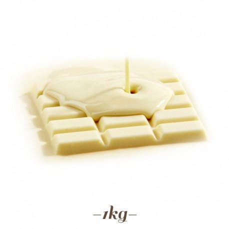 Cioccolato Bianco da Copertura con Panna 1 kg