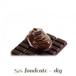 Cioccolato da Copertura Monorigine 74% Madagascar Fondente