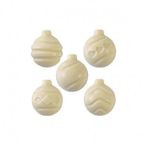 Stampo per Cioccolatini Palle di Natale
