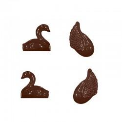 Stampo per Cigno 3D in Cioccolato