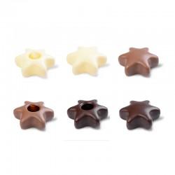 Stella di Natale di Cioccolato 42 pz
