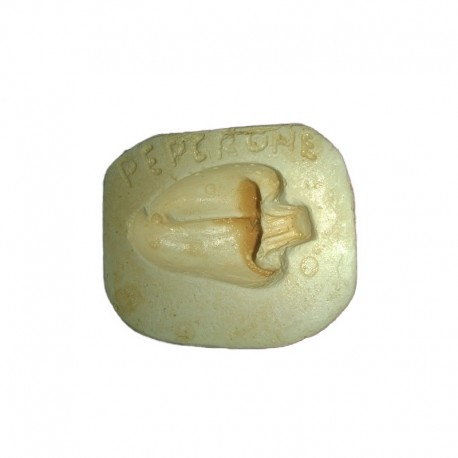 Stampo Peperone per frutta martorana