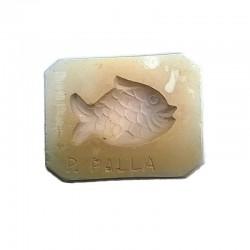Stampo Pesce Palla Marzapane