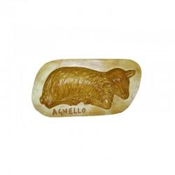 Stampo per agnello di marzapane