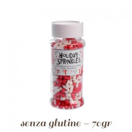 Bastoncini di Zucchero colorato