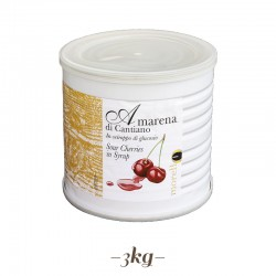 Amarene di Cantiano in latta 3 kg