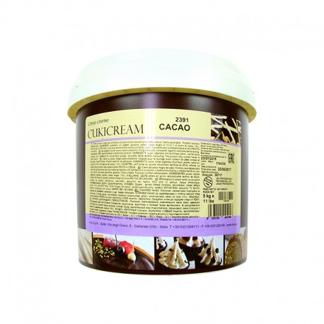 Crema Morbida da forno Cukicream Gianduia