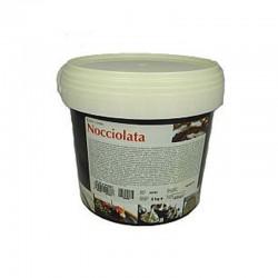 5 kg Nocciolata per gelato spatolabile alla Gianduia Irca