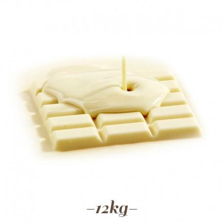 Cioccolato Bianco da Copertura con Panna 12 kg