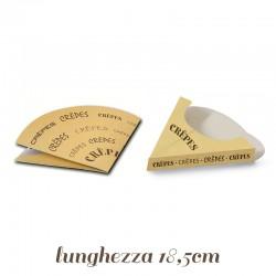 50 Cartoncini Porta Crepes