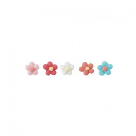 Fiorellini di Zucchero Vari colori