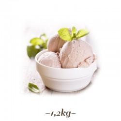Preparato pronto per gelato Pompelmo Rosa