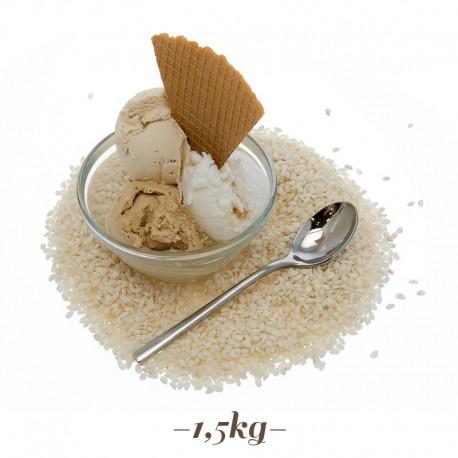 Preparato gelato Base Panna