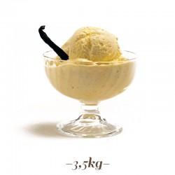Pasta per Gelato Crema di Vaniglia