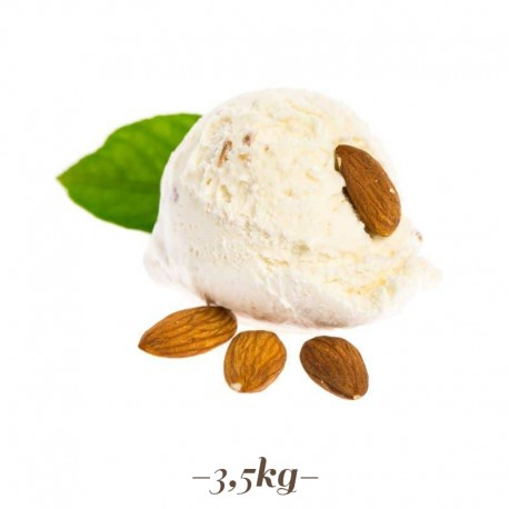 Paste per Gelato base latte gusto Mandorla Extra