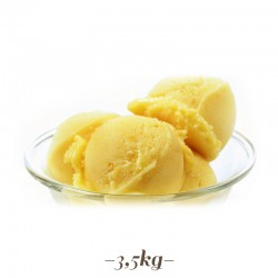 Pasta per Gelato base latte gusto Crema all'Uovo