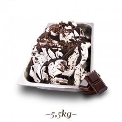 Variegato per gelato Super Stracciatella