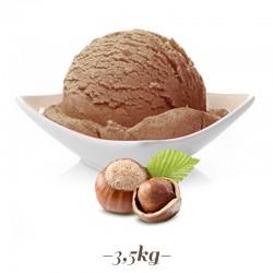 Variegato per gelato alla Nocciola Premium