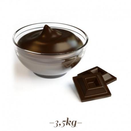 Crema Cioccolato Fondente per gelato