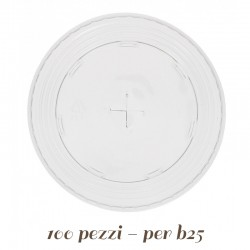 Coperchio di Plastica A Croce per Bicchieri
