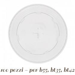Coperchi in plastica per Bicchieri a Croce