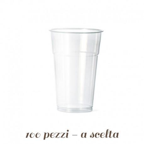 Bicchieri in Plastica Biodegradabili