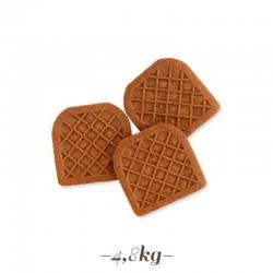 970 pezzi Biscotto Minibon Retinato Cacao kg 5