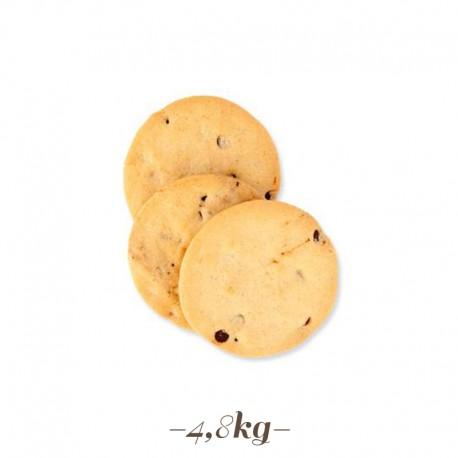 Mini Ciocco gel Biscotto tondo