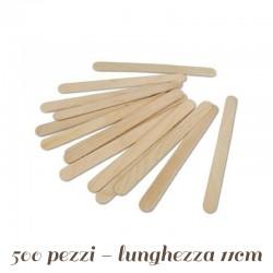 Stecche Gelato con Punta tonda