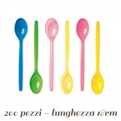 Cucchiani per Granita Yogurt Dritta
