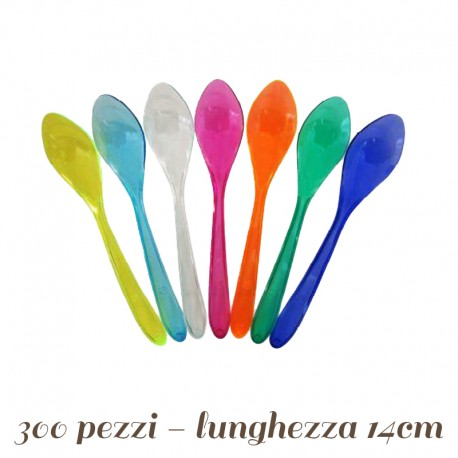 Cucchiani per Granita Yogurt Curvi