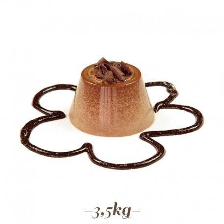 Set Pasta e Variegato Panna Cotta per Gelato