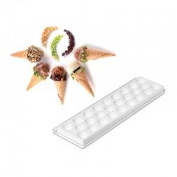 Stampo per Mini Coni gelato