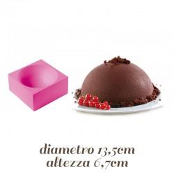 Stampo per Zuccotto in silicone 13,5 cm
