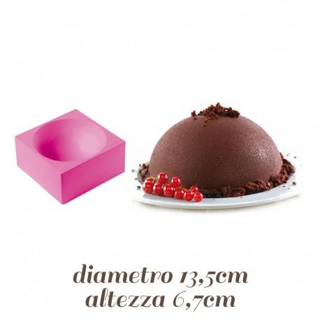 Stampo per Zuccotto in silicone 13,5