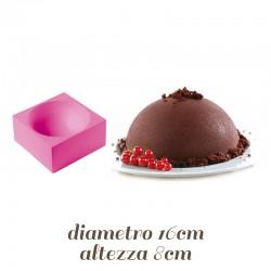Stampo per Zuccotto in silicone 16 cm