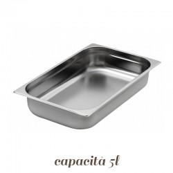 Vaschetta Inox per Gelato